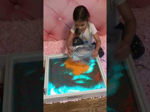 Art Light Activity Box 5-in-1 Art & Play