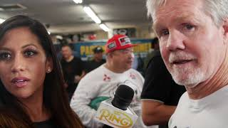 Freddie Roach: Adrien Broner is NOT Floyd Mayweather; Manny Pacquiao will school Broner!