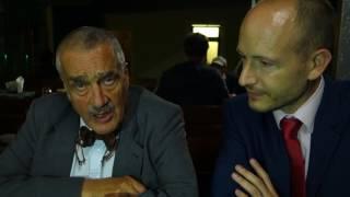 Karel Schwarzenberg podporuje senátního kandidáta Jakuba Lepše