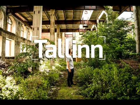 Crazy ABANDONED Factory In TALLINN, ESTONIA