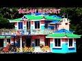 Sejan Resort Patuakhali Bangladesh | সেজান রিসোর্ট দশমিনা পটুয়াখালী বাংলাদেশ | Fast Report | HD