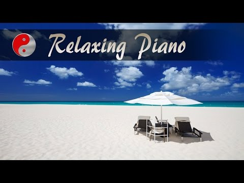Relaxing Piano Music With Ocean Sounds: Easy Listening Romantic Piano Music Instrumental Background