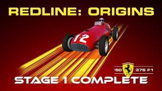 Real Racing 3 Master - Redline Origins Stage 1 Complete Upgrades 0000000 RR3