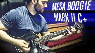 Guitar Impulse response: MESA BOOGIE MARK II C+