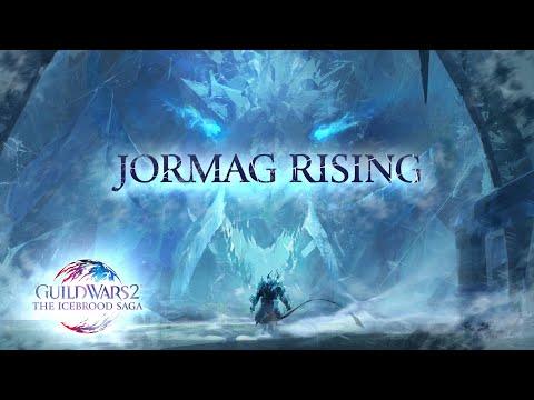 Guild Wars 2 The Icebrood Saga Jormag Rising Trailer