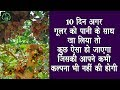 10द न अगर ग लर क प न क स थ ख ल य त क छ ऐस ह ज य ग क आपक ह श उड ज य ग Gular Ke Fayde mp3