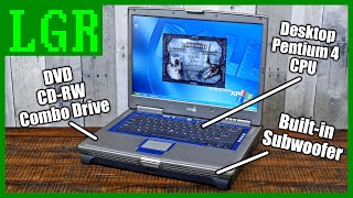 Dell Inspiron 9100: $4,800 Pentium 4 Laptop from 2004