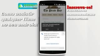 (MELHOR que NETFLIX) Como assistir qualquer filme lançamento online grátis Pt HD em qualquer Android