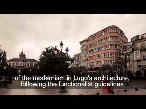 RATIONALIST ARCHITECTURE. Lugo (English)