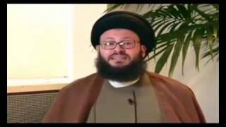 رد السيد محمد الحسيني على ابن العلقمي نصر الله