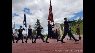 В Белевском районе после восстановления открыт Курган Бессмертия