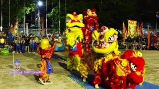 Múa Lân Ông Địa 2019 - Barongsai LSR Vovinam Tây Ninh - Lion Dance Vietnam
