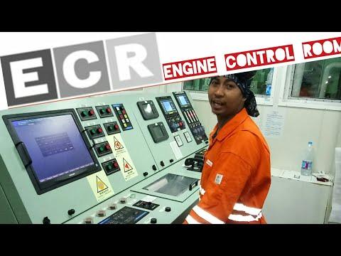 CONTROL ROOM |Orang mesin, Harus tahu apa aja yang ada di Engine Control room dan fungsinya!