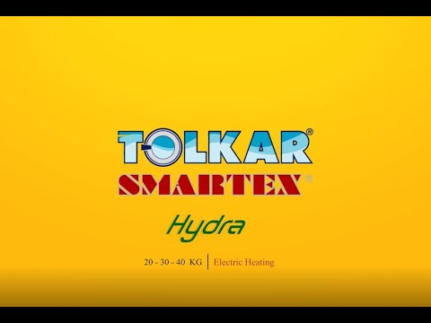 TOLKAR HYDRA Washer Extractor Series Installation (Electric Heating)