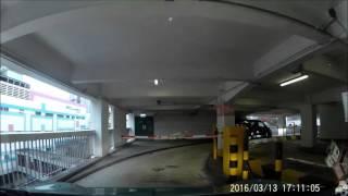 荃灣多層停車場 (出)