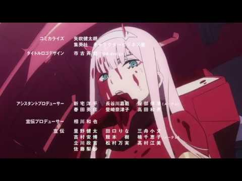 You say run goes with Darling in the Franxx