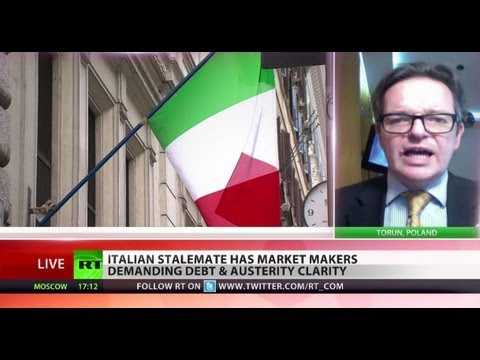Dolce Vita Finita: 'Hard life looms for Italy with austerity in air'