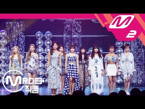 [MPD직캠] 트와이스 직캠 4K 'Dance The Night Away' (TWICE FanCam) | @MCOUNTDOWN_2018.7.19
