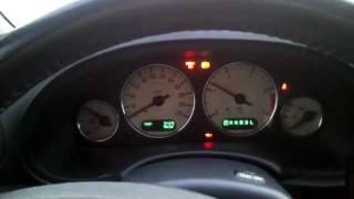 Chrysler Voyager CRD Cold Start -21C