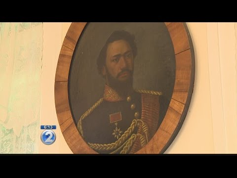 Queen Emma Summer Palace celebrates King Kamehameha IV