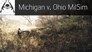 Michigan v. Ohio MilSim