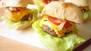 Recipe: Sweet Onion Burgers