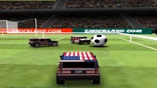 Hummer Football Game World Hummer Cars Soccer Cup - Best Kid Games
