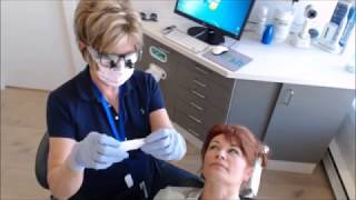 Oral Cancer Screening with Throat Scope, presented by Jo-Anne Jones