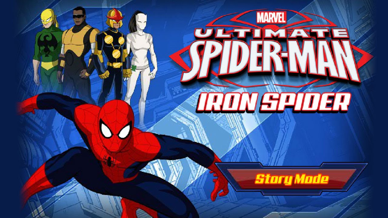 Ultimate spider man disney xd characters - photo#15
