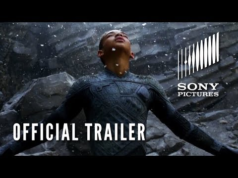 AFTER EARTH - Official Trailer - In Theaters 5/31