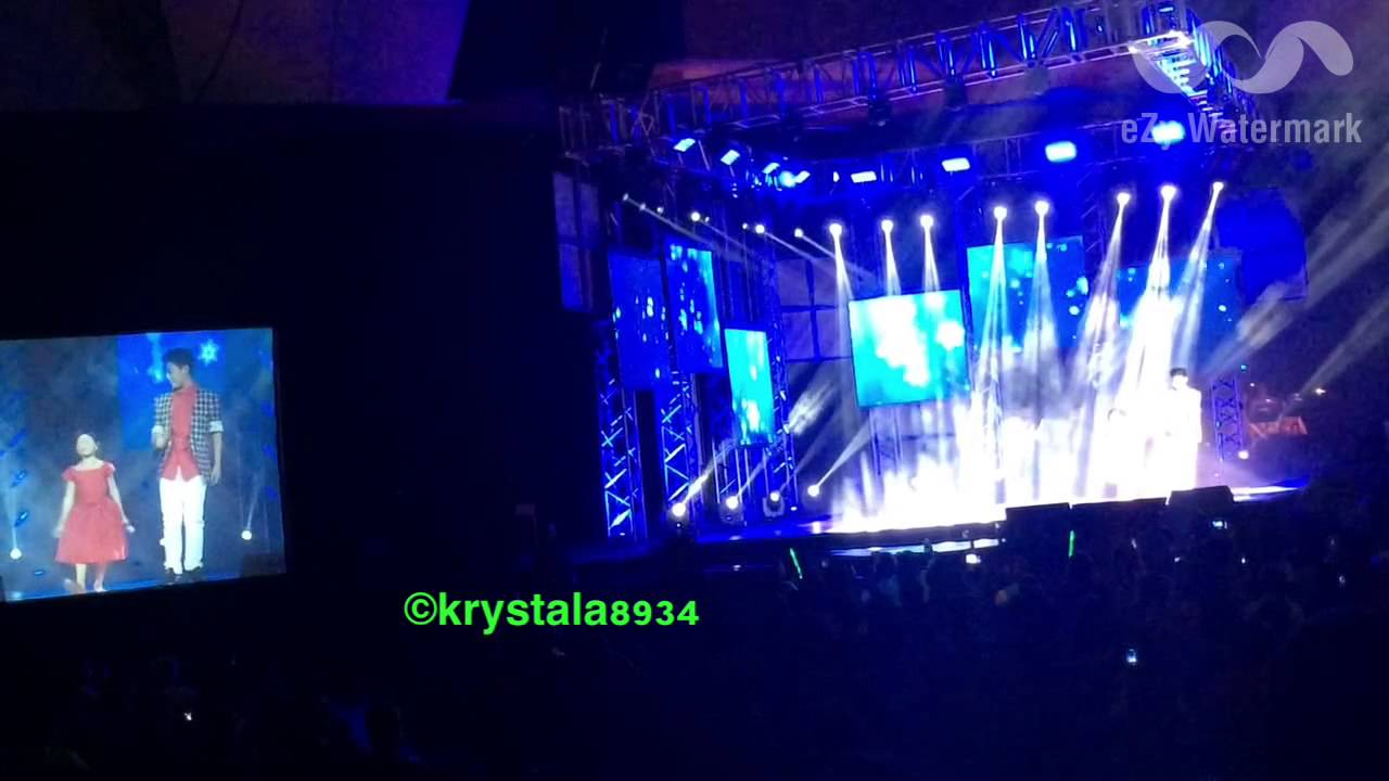 darren espanto and lyca gairanod let it go version during