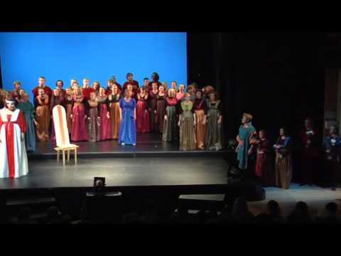 Dido & Aeneas featuring Lise Davidsen as Dido (Only part one)