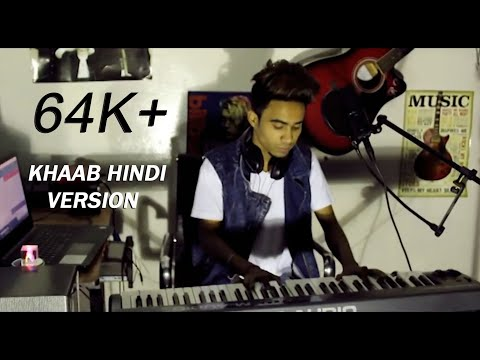 Khaab Hindi Version With Rap | By RS | ( Original By Akhil )