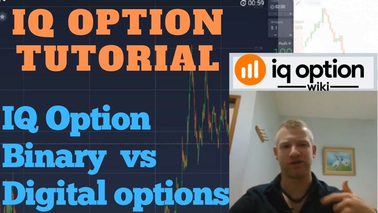 Perbedaan Binary.com Debgan Iq Option