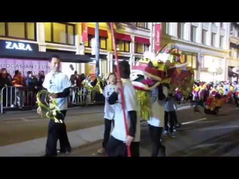 San Francisco Chinese New Year Parade 2017 Meyerholz Cupertino Language Immersion Program
