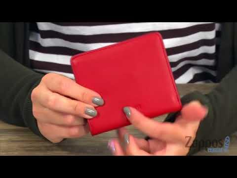 Fossil Emma RFID Mini Wallet SKU: 9009596