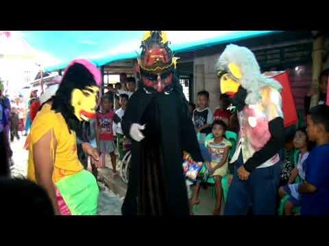 SAGITA NADA~Rahwana & Butaan~Gebang,24 Juli 2018