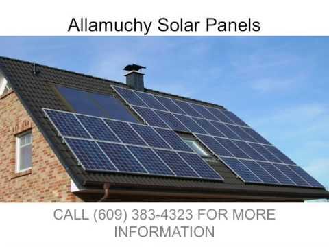 Solar Panels in Allauchy NJ - (609) 383-4323
