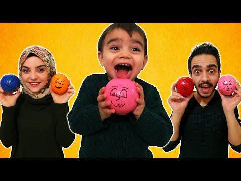 Yağız Renkli Portakallar Kayboldu - Çocuk Videosu YED SHOW