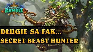 DŁUGIE AS FAK... - SECRET BEAST HUNTER - Hearthstone Decks (Rastakhan