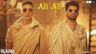 Ali Ali (Hindi Movie Video Song) | Blank (2019)