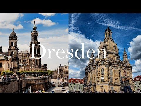 Dresden Gezi Rehberi - 2019 [VLOG] - Almanya 🌍