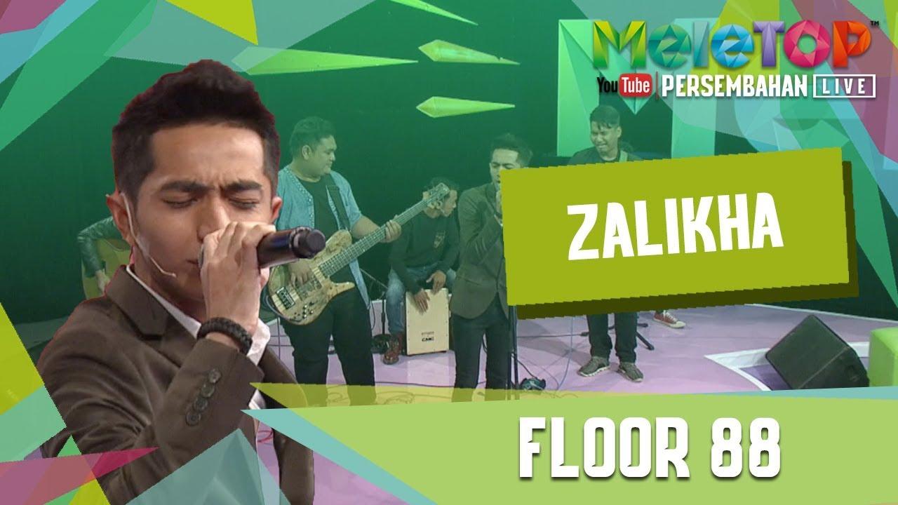 Download floor 88 zalikha official music video for Floor 88 zalikha lirik