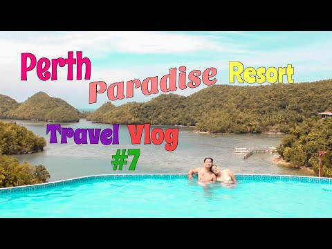 Perth Paradise Sipalay Resort | Travel Vlog 2019