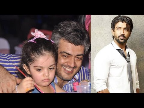 Ajith's daughter Anoushka's 'Thank You' to Arun Vijay | Yennai Arindhaal Movie | Hot Cinema News