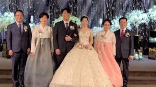 김지영딸 결혼식가족사진^♡^