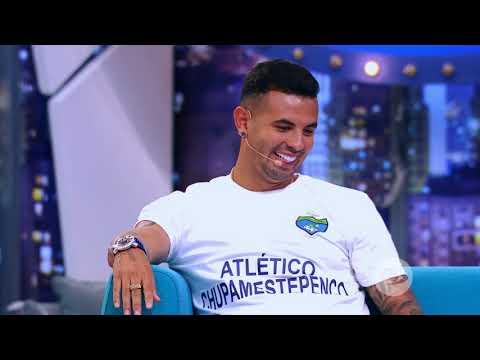 Edwin Cardona en The Susos Show - Caracol Televisión