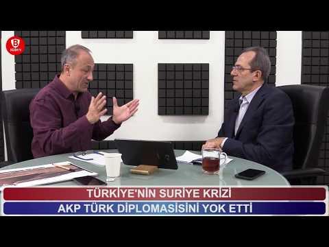 İdlip krizini bir de böyle dinleyin. Gazeteci İbrahim Gündüz ve Şaban Sevinç