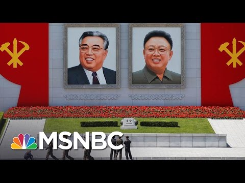 Treasury Department Announces New Sanctions Against North Korea | MSNBC