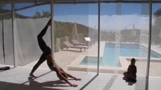Ibiza Yoga Flow Inspiration